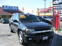 ? 2004 Chevrolet TrailBlazer EXT LS * TV/DVD! Low