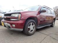Options:  2004 Chevrolet Trailblazer Ext Lt 4Wd 4Dr