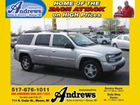 2004 Chevrolet Trailblazer LT EXT 4x4 with Silver