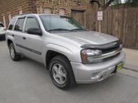 Options Included: 4 Wheel Disc Brakes, ABS Brakes, Air