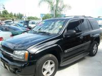 Options Included: N/A2004 CHEVROLET TRAILBLAZER 2WD