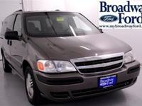 Exterior Color: brown, Body: Mini-Van, Fuel: Gasoline,