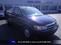 Options:  2004 Chevrolet Venture Ls|Navy Blue