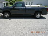 ?2004 Chevy 1500 4x4 truck, 4.3 liter V-6 engine,