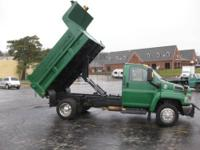 2004 Chevrolet C4500 with a 10' dump. Mileage is