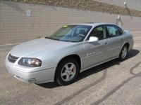 2004 CHEVY IMPALA. Tan Outside, Tan Inside, 3.4L V6,