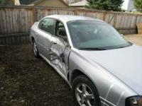 Parting Out 2004 Silver Chevy Impala LS 3.8 V6, 153,000