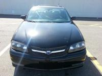 2004 Chevy Impala SS (Super Sport) with 81K Miles. This