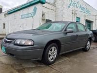 2004 Chevrolet Impala for sale! 3.4L V6 engine