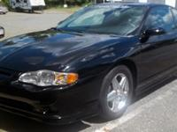 * 2004 Chevy Monte Carlo Intimidator SS -Supercharged *