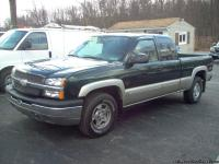 Z71 PACKAGE, EXTENDED CAB, 4X4, AUTOMATIC, AIR, TILT