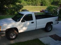 2004 Silverado Z85 Work Truck. Vehicle is in great