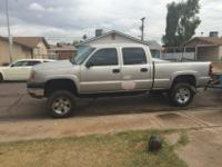 I have a 2004 Chevy Silverado 2500, 4 door, clean
