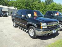 2004 Chevy Tahoe Z71 4x4. Leather, power sunroof, DVD,