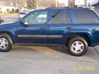 2004 Chevy Trailblazer LS 4x4 Excellent Shape Inspected