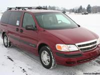 This is a beautiful Chevy Venture Handicap Van.