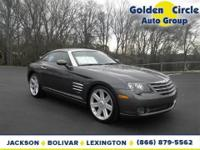 Includes a CARFAX buyback guarantee!! New In Stock!