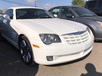 Options:  2004 Chrysler Crossfire Base|All The Right