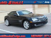 2D Coupe, 3.2L V6 SOHC 18V, Automatic, Black, and