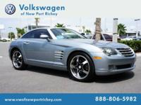 2004 CHRYSLER Crossfire Coupe 2dr Cpe Our Location is: