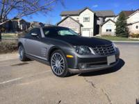 2004 Chrysler Crossfire Limited Edition, fully