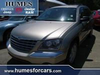 Options Included: N/APacifica trim. ONLY 59,359 Miles!