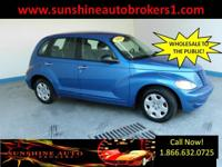 Options Included: N/ATheres no doubt the PT Cruiser
