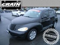 Options Included: N/ATHIS 2004 CHRYSLER PT CRUISER HAS