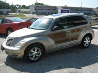 2004 CHRYSLER PT CRUISER LIMITED RUNS GOOD ,  GOOD