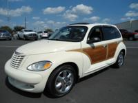 Options Included: N/A2004 Chrysler PT Cruiser Touring