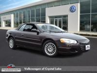 Inexpensive convertible, runs fantastic and excellent