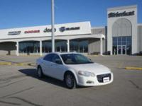 2004 Chrysler Sebring LXi For Sale.Features:Front Wheel
