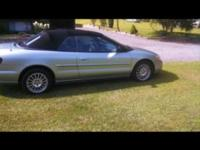 2004 Chrysler Sebring LXI - convertible 2.7 auto 6 CD