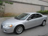 2004 Chrysler Sebring Sedan LX. Clean Title. Clean