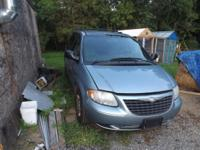 I AM PARTING OUT A 2004 TOWN & COUNTRY VAN.IT IS A 3.3L