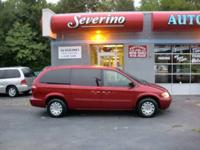 Options Included: N/A2004 CHRYSLER TOWN & COUNTRY LX, 7