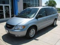 Options Included: N/A2004 Chrysler Town & Country