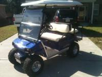 This cart is in excellent condition. New items: lift