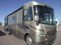 2004 Coachmen Santara 3480DS  Chevy engine and chassis