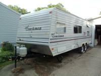 "I am selling my Coachmen ""Spirit of America"" 248 TBG"