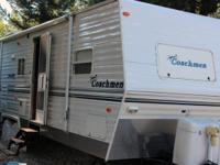For Sale, 2004 32 foot Coachmen Travel Trailer,1 owner.