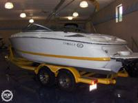 2004 Cobalt 200 with Custom Trailer 360 hours on motor
