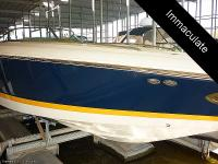 This 2004 Cobalt 343 is powered by TWIN Mercruiser 454