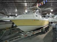 2004 Cobia Boats 230 WA Location: Port Charlotte FL US