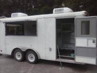 2004 Continental Concession Trailer (approx. 8 x 18