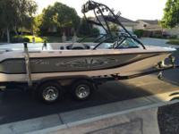 This 2004 Super Air Nautique team addition will