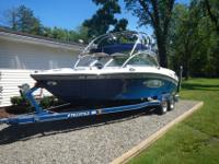 2004 Correct Craft Air Nautique 226TE very clean inside