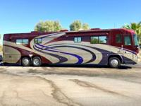 2004 Country Coach Affinity Luxury Suite 515 HP