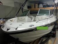 2004 CROWNLINE 206 LS FOR SALE!!! Crownline has long