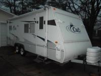 Great deal on this camper.  Come spring it will sell